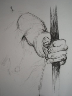 Life drawing figure, 2008