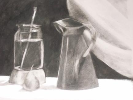 Still Life Study, 2007
