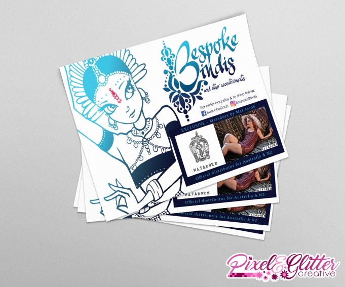 Logo Design - Bespoke Bindis
