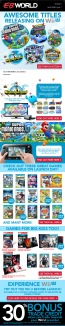 Nintendo WiiU launch edm