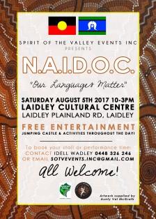 NAIDOC Poster