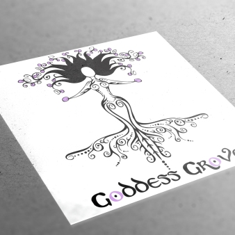 Logo Design - Goddess Grove