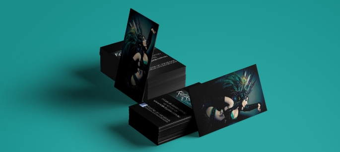 Business Card Design - Kalikah