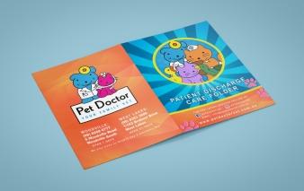 Folder - Pet Doctor Vet
